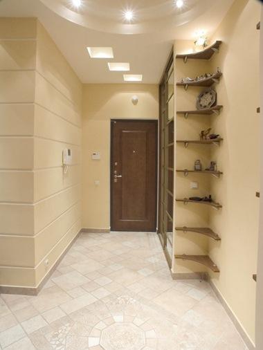 ремонт квартиры дизайн фото коридора